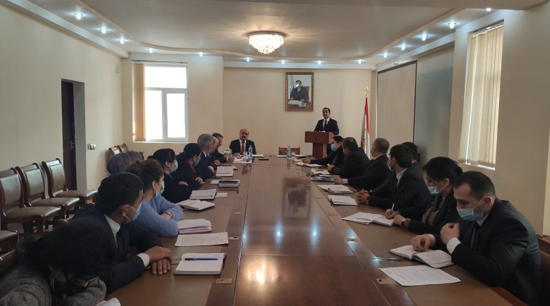 FINAL SESSION ON THE ACTIVITIES OF THE CONSTITUTIONAL COURT IN 2020
